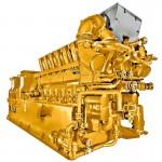 Production électricité thermique cogénération groupe gaz CG260-12
