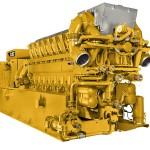 Centrale de cogénération Groupe électrogène industriel CG260-16-4300