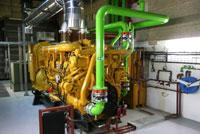 CHU Charles Nicole groupes électrogènes médicaux et centrale 12000 kVA