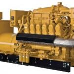Cogénération gaz - groupe électrogène industriel G3512E-1000