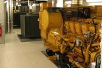 SIAAP - groupe électrogène pour production électrique en continu