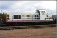 Moteurs Cat® SNCF Fret Remotorisation Loco BB660000