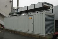 Servair Roissy groupes électrogènes maintien du froid frigorifiques