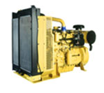 Industrial diesel and gaz power units