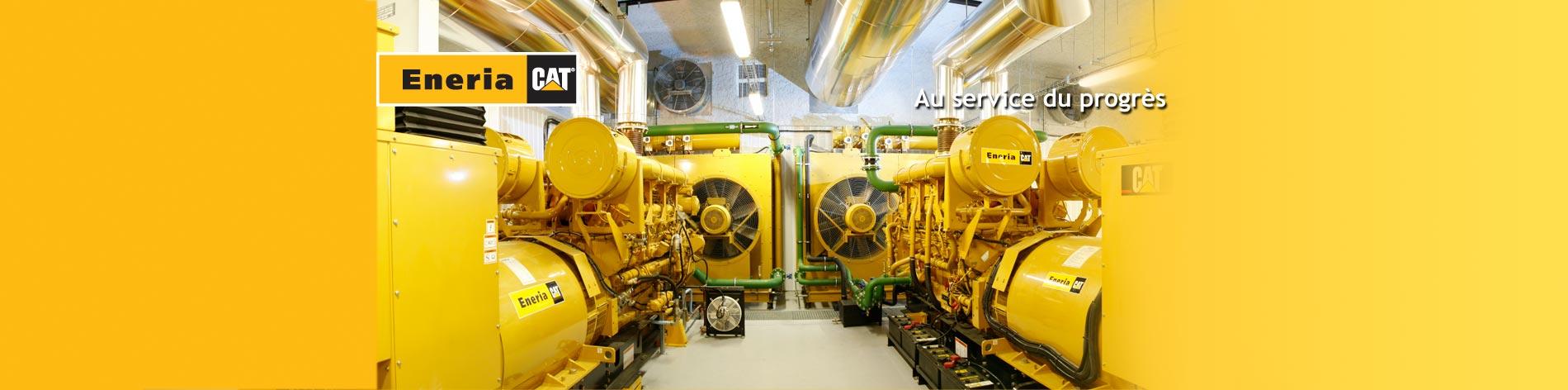Les groupes électrogènes diesel Caterpillar trouvent leurs applications dans de nombreux domaines. Nos références en sont l'illustration.