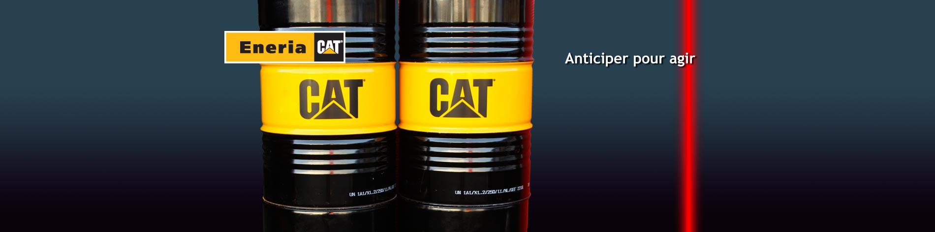 Grâce à notre programme d'analyse d'huile, nous vous aidons à analyser, anticiper et prendre les bonnes décisions de maintenance.