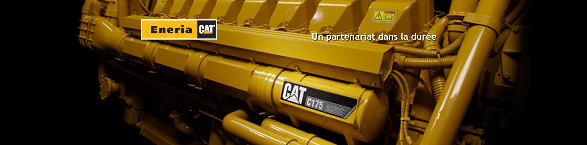 Concessionnaire exclusif de Caterpillar dans plusieurs pays notamment l'Algérie, nous assurons la vente, l'entretien et la maintenance des groupes électrogènes, onduleurs et moteurs