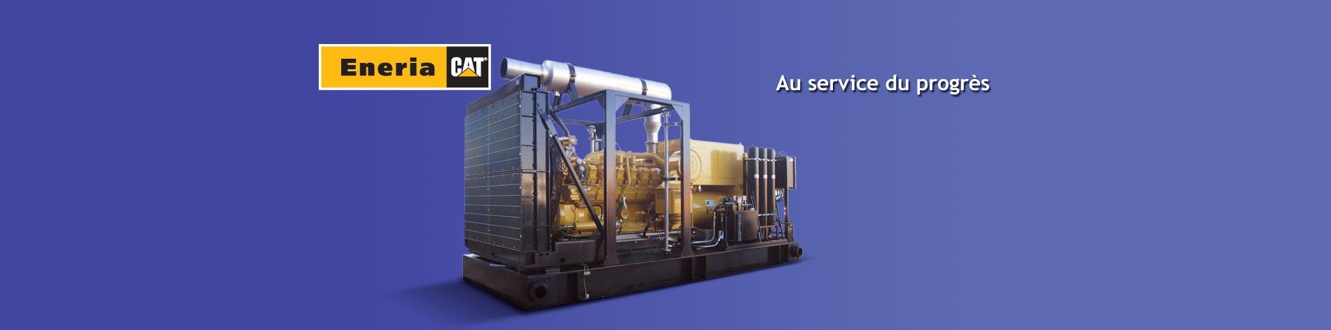 Nos moteurs Caterpillar trouvent leurs applications dans les industries pétrolières et parapétrolières.