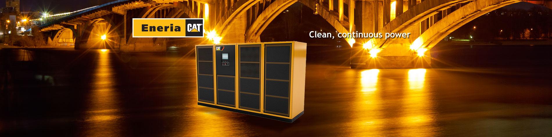 Nous offrons des systèmes d'alimentation électrique sans coupure se caractérisant par leur grande fiabilité et leur capacité à compenser automatiquement tous les défauts d'alimentation.